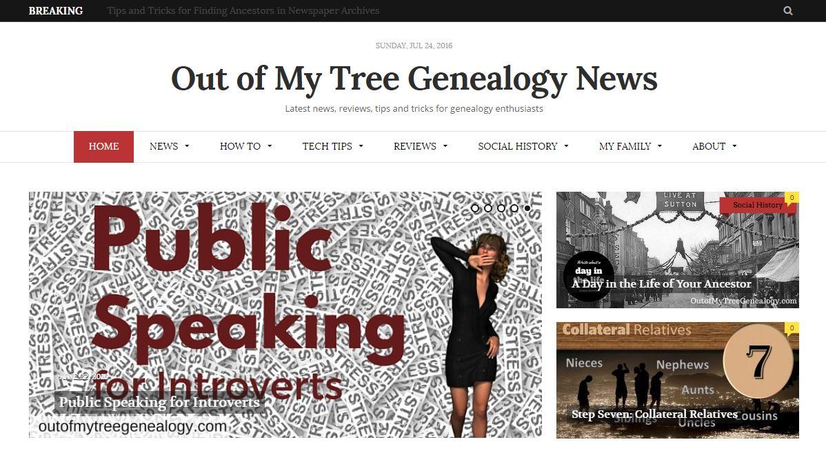 Motive News Theme Review