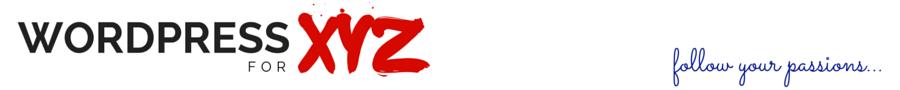 WordPress for XYZ
