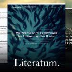 Literarium Theme Review