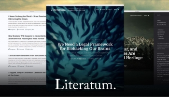 Literatum Theme Review